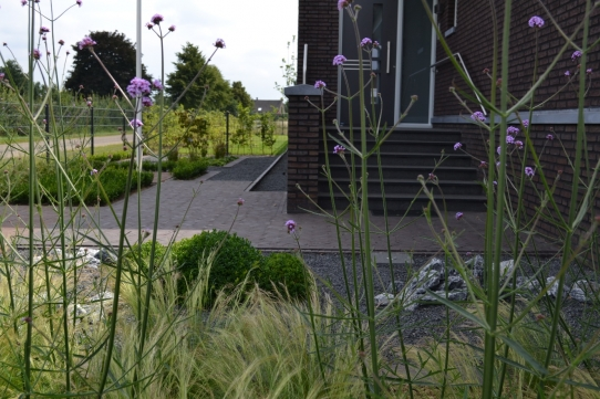 Tuin Ontwerpen Voorbeelden : Het palet tuinontwerp tuinontwerp